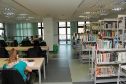 Biblioteca Sobrero DSF