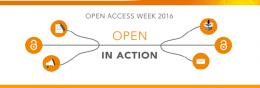 OA week 2016