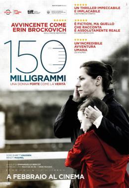 Locandina del film 150 milligrammi