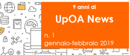 UpOA New n. 1 (2019)
