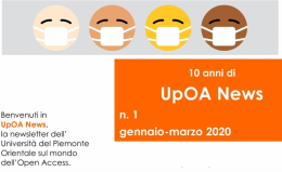 UpOA New n. 1 (2020)