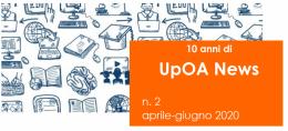 UpOA News n. 2 (aprile-giugno 2020)