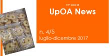 UpOA News n. 4/5 (luglio-dicembre 2017)