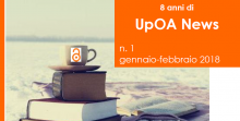 UpOA News n. 1 (gennaio-febbraio 2018)